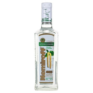 "Vodka ""Nemiroff"" Birch , 500 ml"