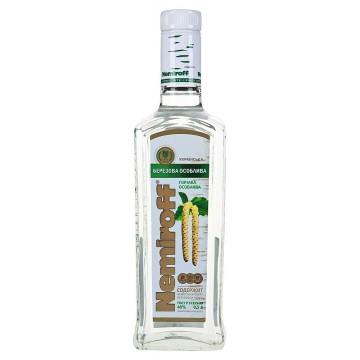 """Vodka """"Nemiroff"""" Birch , 500 ml"""